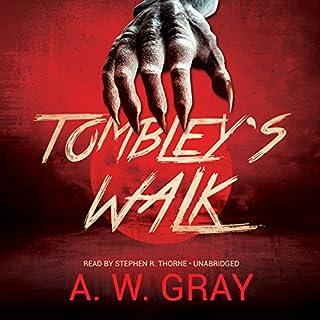 Tombley's Walk audiobook cover art