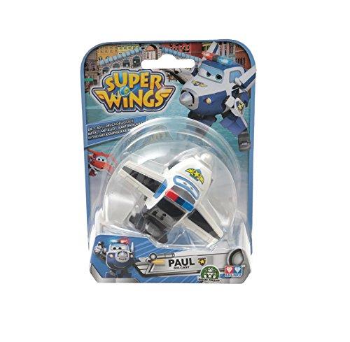 Giochi Preziosi - Super Wings DieCast Personaggio Paul