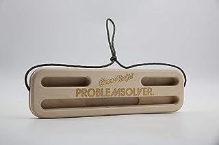 Problemsolver x Gimme Kraft! Hanzo Hangboard XL - Tabla de cortar