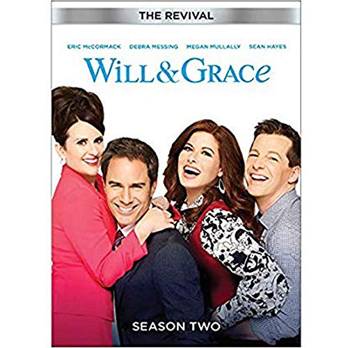 Lowest Prices! Universal Studios Will & Grace: Revival: Season 2 (DVD) Multi