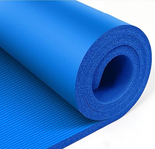 Yoga Mat 30mm Tappetino Di Fitness Per Bambini 20mm Tappetino Per Il Pavimento Domestico 20mm (principiante) 20mm di spessore -blu scuro