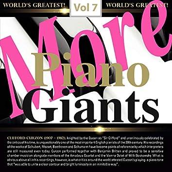 More Piano Giants, Vol. 7
