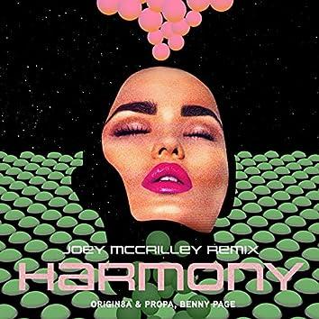 Harmony (Joey McCrilley Remix)