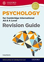 Psychology for Cambridge International AS & A Level Revision Guide by Roberts Craig (2015-01-22) Hardcover