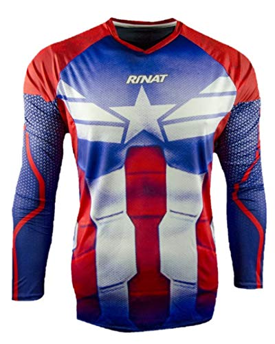 Rinat Khapten Goalkeeper Jersey Long Sleeve (L)