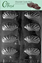 SHELLS (3D) Nautical Candy Mould Chocolate