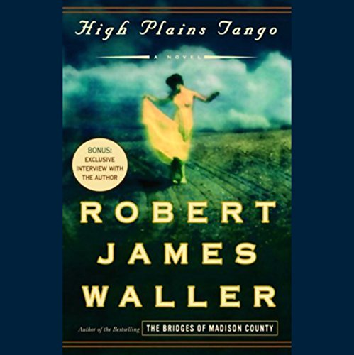 High Plains Tango audiobook cover art