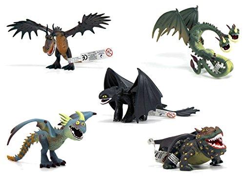 Como entrenar a tu Dragon - 5 DRAGONES