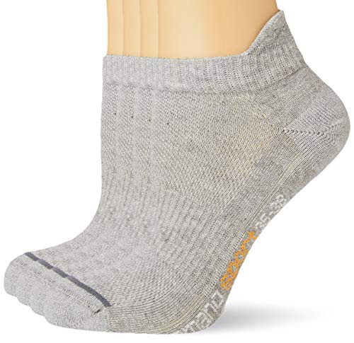 Camano Unisex 1145000000 Socken, Light Grey Melange, 43/46