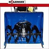 Holzinger Benzin Schneefräse - 4