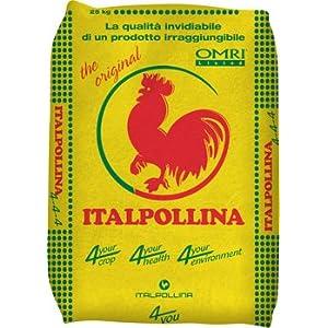 ITALPOLLINA CONCIME ORGANICO IN CONF. DA 25 KG
