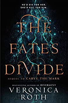 Paperback The Fates Divide: Carve the Mark - Book 2 [Paperback] [Jan 01, 2018] Veronica Roth Book