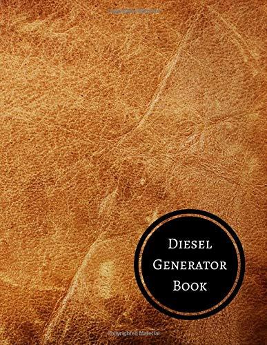 Diesel Generator Book: Generator Log