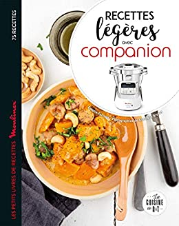 Companion recettes légères (Moulinex D&T) (French Edition) eBook: Ferreira, Coralie: Amazon.es: Tienda Kindle