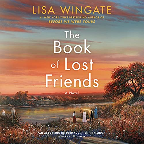 The Book of Lost Friends cover art