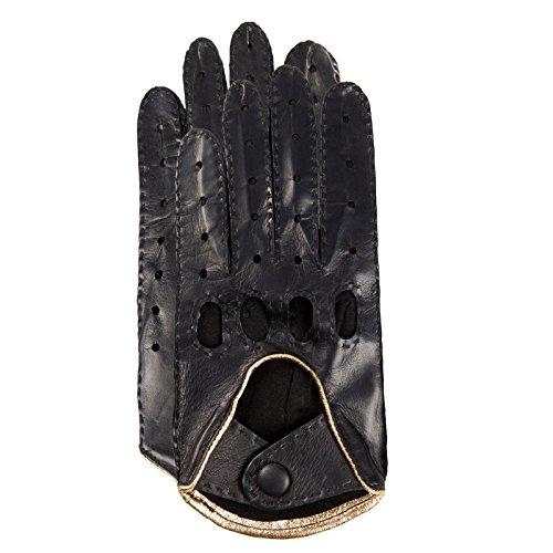 Gretchen - Handschuhe GL15 - Black Gold