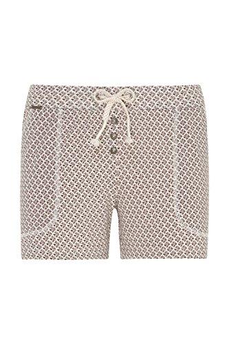 Jockey Supersoft Lounge Shorts mit Print Damen