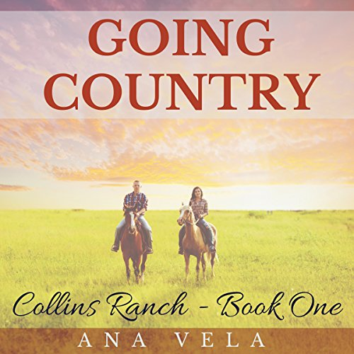 Going Country audiobook cover art
