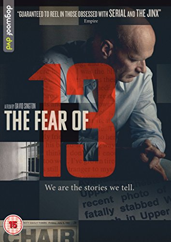 The Fear of 13 [DVD] [Reino Unido]