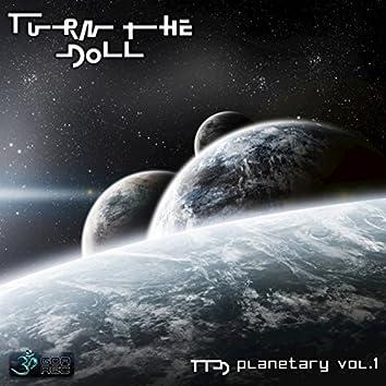 Planetary, Vol. 1