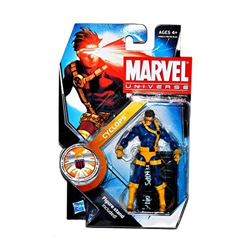 Hasbro Marvel Universe 3 3/4 Inch Series 13 Action Figure Cyclops Jim Lee Version
