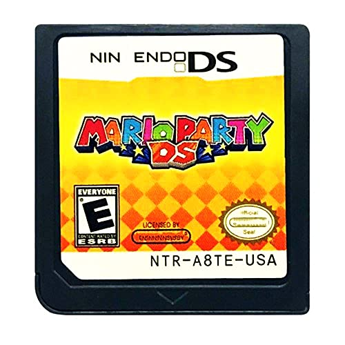 Mario Party DS, Game Cartridge Card, Kinderspiele Mario Party Game...