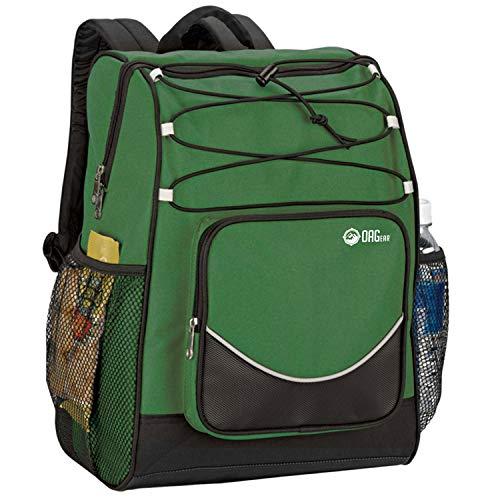 OAGear Rucksack für 20 Dosen, grün, 12.25x16.5x7.75