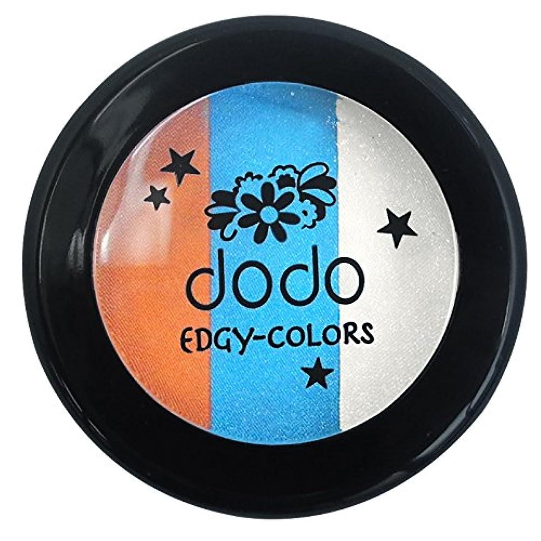 心から商標ダウンドド エッジィカラーズ EC60ピーコックブルー