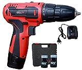 iBELL Cordless Driver Drill CD12-74, 12-Volts