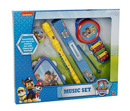PAW PATROL Giant Kit d'Instruments de Musique