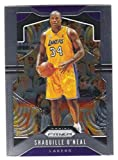 2019-20 Prizm NBA #11 Shaquille O'Neal Los Angeles Lakers Official Panini Basketball Trading Card