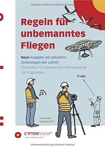 Regeln für unbemanntes Fliegen: Vorschriften für unbemannte Luftfahrtsysteme und Flugmodelle
