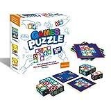Match Madness Brettspiel, Spiele Puzzle Pädagogisches logisches Denken Gehirn Spielzeug Matching Toys Kit Eltern-Kind-Interaktion Tischspiel Intelligenz Entwicklungsgeschenk für Kinder