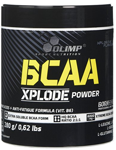 Olimp Labs BCAA Cola Xplode, 280 g