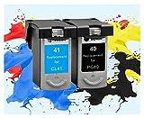 PG40 CL 41 PG 40 Tintenpatrone Anwendbar for Canon Pixma MP140 Canon Cartridge MP150 160 PIXMA...