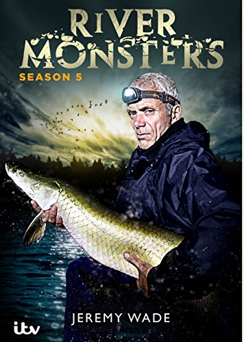 River Monsters: Series 5 [DVD] [UK Import]