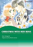 Christmas With Her Boss: Harlequin comics