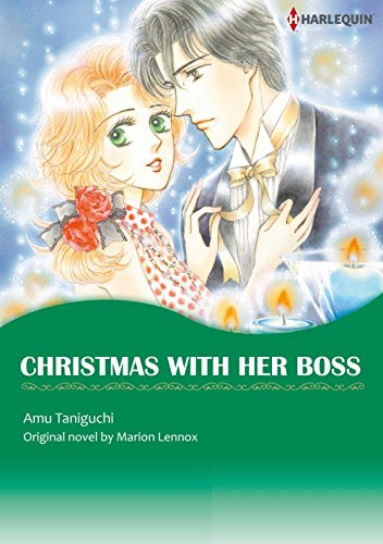 Christmas With Her Boss: Harlequin comics (English Edition)