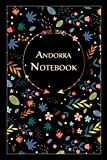 "Andorra Notebook: Gift for Andorra Citizens Travellers and Lovers, 100 Timeline Pages of High Quality, 6""x9"", Premium Matte Finish"