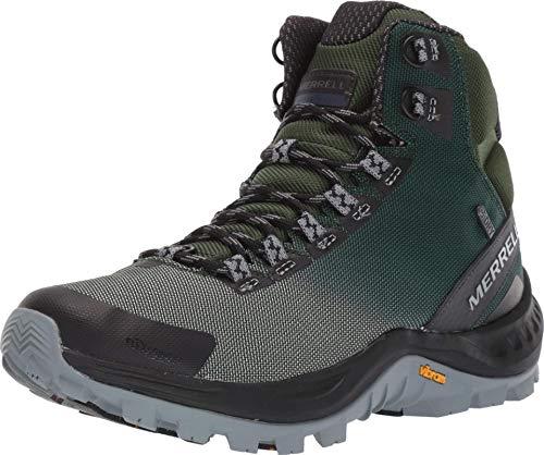 Merrell Thermo Crossover 6 pulgadas botas impermeables, color Verde, talla 48 EU