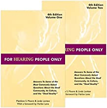 For Hearing People Only 4th Edition, Volumes 1 and 2