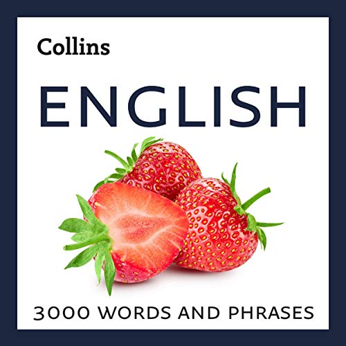 Learn English: 3000 Essential Words and Phrases cover art