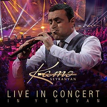 Live in Concert in Yerevan