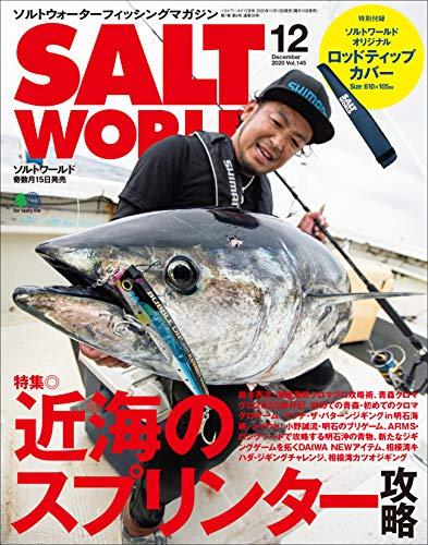 SALT WORLD(ソルトワールド) 2020年12月号 Vol.145(近海のスプリンター攻略)[雑誌]