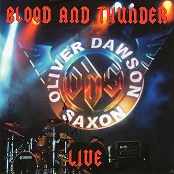 Blood & Thunder (Live)