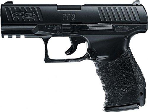 Vollmetall Softair Walther PPQ HME Federdruck 0.5 Joule - Heavy Metal Energy - 800 Gramm schwer