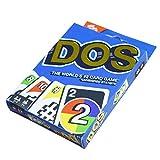 Games UNO Classic, Juego de Cartas (Dos)