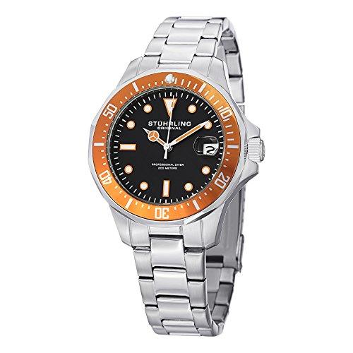 Stuhrling Original Men's 664.04 Aquadiver...