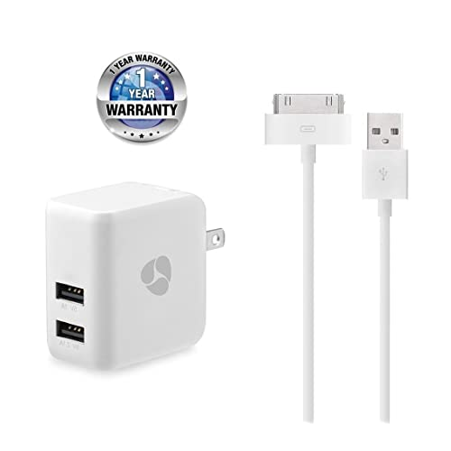 Wall Charger for Apple iPod Touch: Amazon com