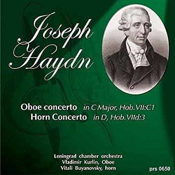 Haydn: Oboe Concerto - Horn Concerto No.1 - Horn Concerto No.2